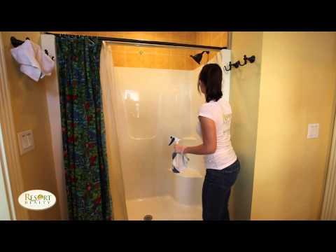 Housekeeping Training: Bathroom - YouTube