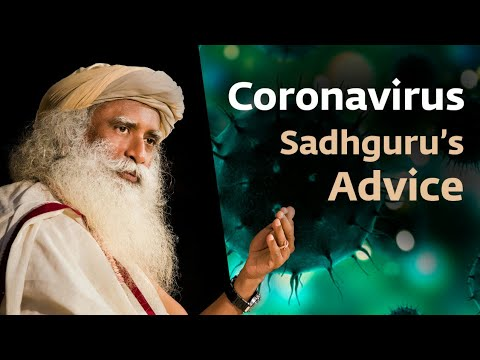 Sadhguru on Coronavirus Outbreak in China