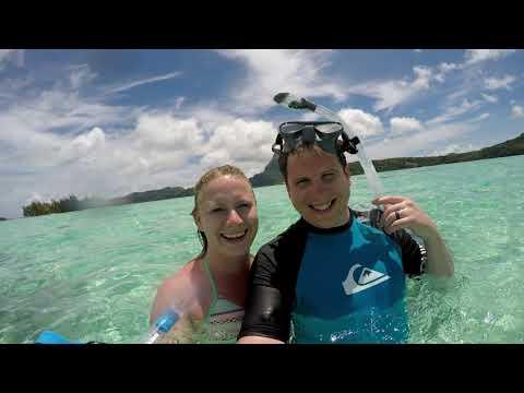 Bora Bora Honeymoon 2018