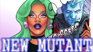 SHADE - Marvel Comcis FIRST Mutant Drag Queen