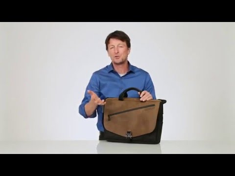 The New! Cargo Laptop Bag by WaterField Designs