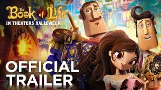 Trailer of The Book of Life (2014)