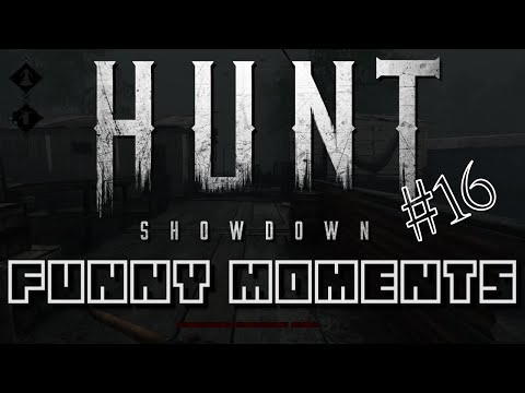 Hunt Showdown Funny Moments Highlights and Lowlights #16