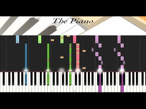 Dancing Line The Piano - IMPOSSIBLE REMIX