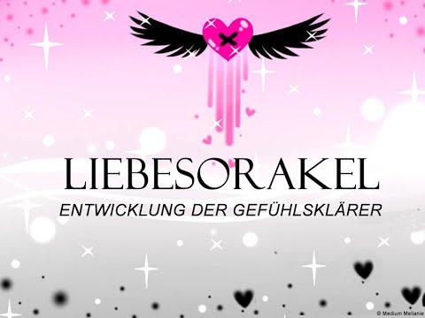 Liebesorakel - Entwicklung der Gefühlsklärer vom 28.12.2018 - 11.01.2019