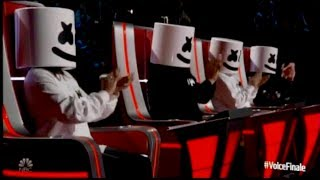 Marshmello & Bastille Perform