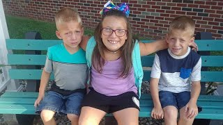 9-Year-Old Dies a Hero Trying to Save Twin Brothers in Indiana Bus Stop Crash
