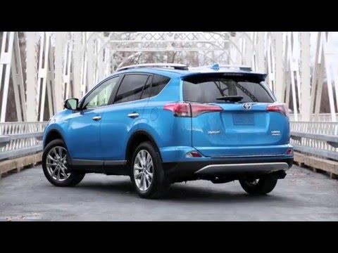 2016 Toyota RAV4 review from Family Wheels