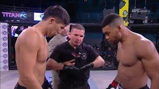 БЕЙБІТ НАЗАРОВ UFC CАРБАЗЫН ЖЕҢДІ. Бейбіт Назаров v/s Демаркус Джексон(TITAN FC 47)