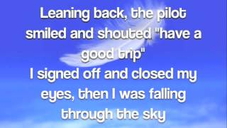 Owl City - Sky Diver (Lyric Video)