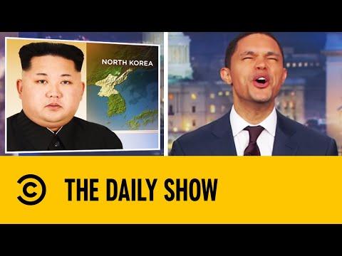 Kim Jon Un's Awkward Birthday Celebrations | The Daily Show