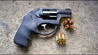 Ruger LCR in 9mm Luger (Shooting review)