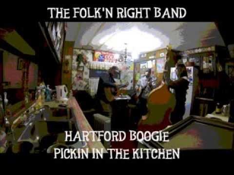 THE FOLK'N RIGHT BAND - HARTFORD BOGGIE