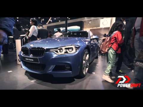 2016 BMW 3 Series : First Look : PowerDrift