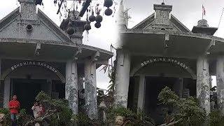 Viral Rumah Bohemian Rapsody di Blitar, Gaya Eropa dan Dianggap Mistis, Lihat Video Penampakannya