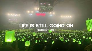 nct dream - (오르골) life is still going on (concert ver.)