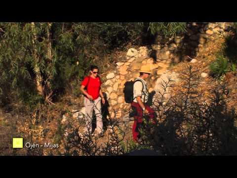Grand Sentier de Málaga. Étape 32: Ojén - Mijas ( français )