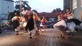 Folklor bez hranic Ostrava 2016 - Slovenský folklorní soubor Karpaty