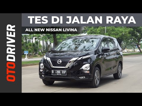 Nissan Livina 2019   First Drive   OtoDriver