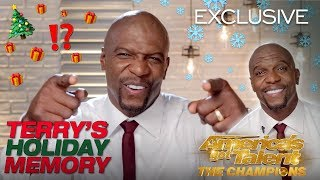 Terry Crews Tells Hilarious Story About An Unexpected Gift - America