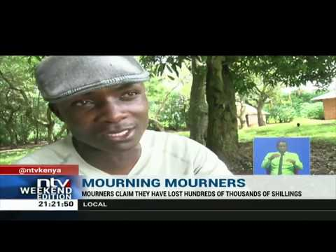 Professional mourners claim to incur losses, want numbers at funerals reviewed
