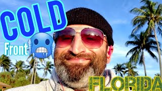 COLD 🥶 Front in Florida 🌴 | What is it Like???