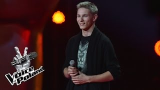 "The Voice of Poland VII – Adam Stachowiak – ""Mamo"" – Przesłuchania w ciemno"