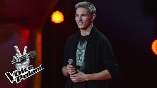 """The Voice of Poland VII – Adam Stachowiak – """"Mamo"""" – Przesłuchania w ciemno"""