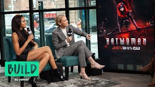"""Rachel Skarsten & Meagan Tandy Talk About Their Roles In The CW Show, """"Batwoman"""""""