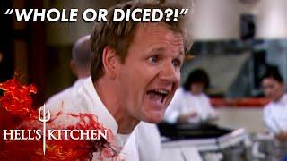 Gordon Ramsay Versus Customers | Hells Kitchen