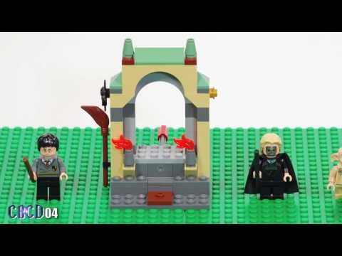 Vidéo LEGO Harry Potter 4736 : La libération de Dobby