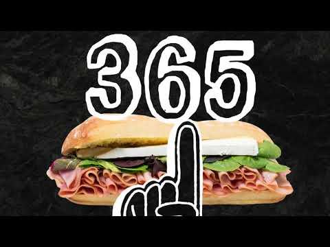 Un sandwich pour chaque jour