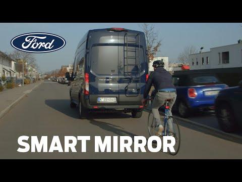 Smart Mirror, specchietto retrovisore intelligente, e gli utenti vulnerabili