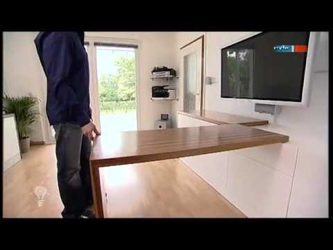 Multifunktionsmöbel - MDR Einfach genial - 18.10.2011