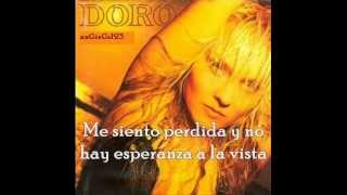 Doro Broken Subtitulado (Lyrics)