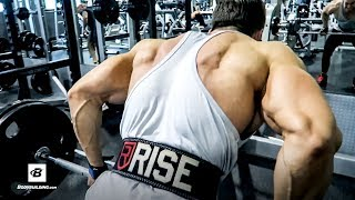 Row To Grow Back Workout | Abel Albonetti by Bodybuilding.com