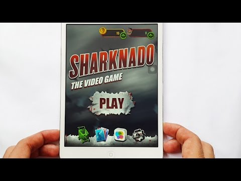 Sharknado: The Video Game Gameplay iOS & Android iPhone & iPad HD
