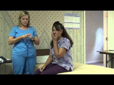 Como un tratamiento para reducir la presión arterial