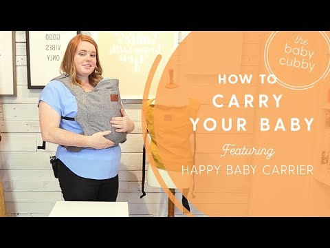 Happy Baby Carrier Review