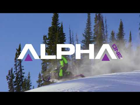 2021 Arctic Cat M 8000 Hardcore Alpha One 154 2.6 ES in Hillsborough, New Hampshire - Video 1
