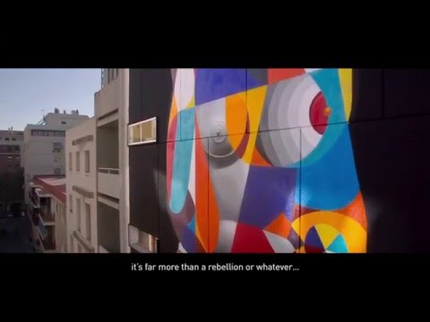 Okuda y Remed en MAUS 2015