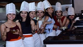 Cook Off Session Femina Miss India 2017 Finalists