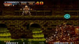 Metal Slug Collection PC video