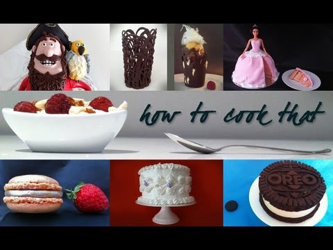 Dessert Channel Cake Decorating Channel Chocolate Channel How To Cook That