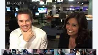 Interview Raising Hope - Google Chat