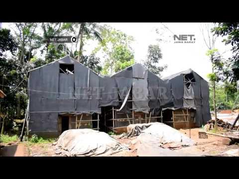 Video NET JABAR - LIMBAH PABRIK AREN JADI MEDIA TANAM BUDIDAYA JAMUR MERANG