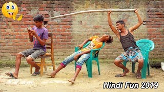 Indian New funny Video-Hindi Comedy Videos 2019-Episode-49--Indian Fun || ME Tv
