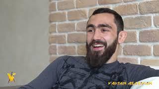 Вартан Асатрян.Минимум спорта