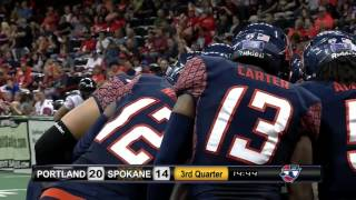 2015 Week 18 Portland Thunder At Spokane Shock