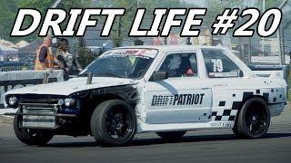 Drift Life #20 - Nowy wykres Dzika, Pierwsze zawody sezonu